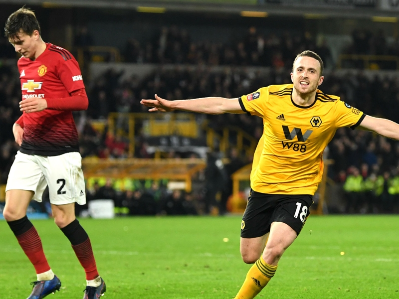 Wolves-Manchester United 2-1, MU prend la porte en Cup