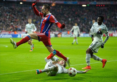 Player Ratings: Bayern Munich 3-0 CSKA