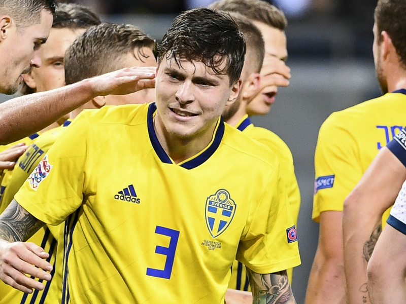 Man Utd star Lindelof rejects Sweden call-up