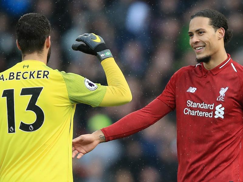 Liverpool have taken a quantum leap with Van Dijk & Alisson – Souness