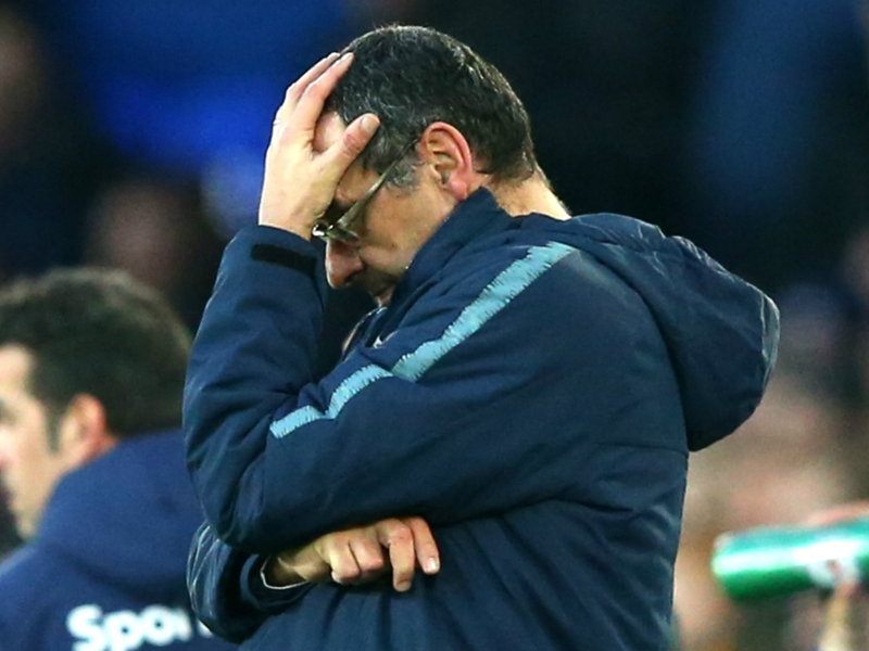 Sarri-ball shown up yet again & five tactical lessons from the weekend