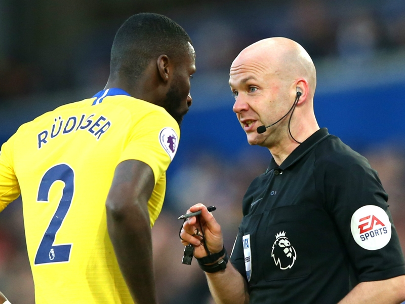 'It's unacceptable' - Rudiger attacks passive Chelsea following Everton loss