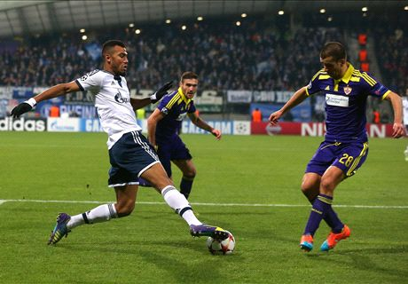 Champions: Maribor 0-1 Schalke 04