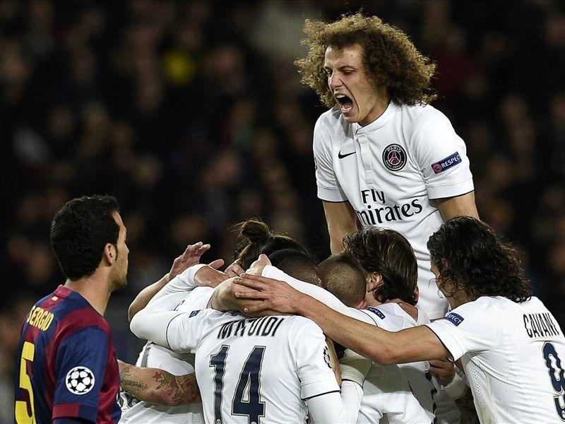 Il PSG domina in Europa per passaggi riusciti, davanti al Barcellona