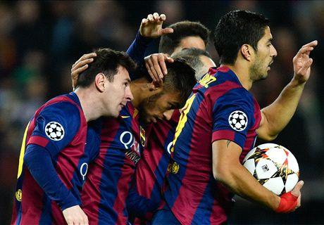 Neymar: Mudah Main Di Barcelona