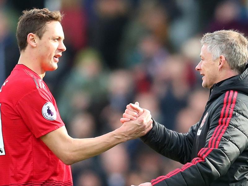 """Manchester United, Nemanja Matic : """"Je veux qu'Ole Gunnar Solskjaer reste"""""""