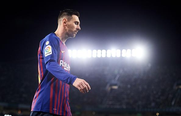 """Barcelone, Lionel Messi flatté par l'ovation des supporters du Betis : """"Je ne me souviens pas que ce soit déjà arrivé avant"""""""