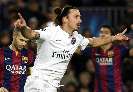 Ronaldo: Ibra is the world's best striker
