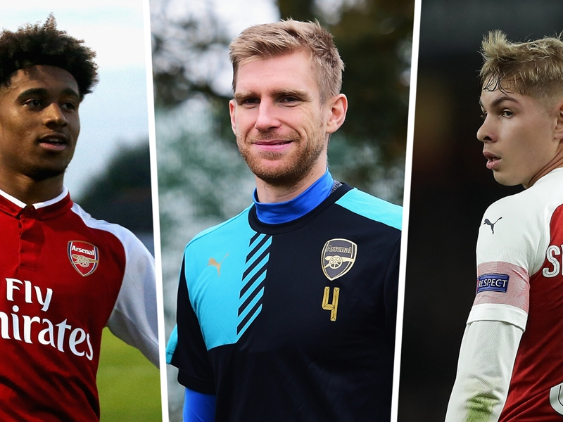 Inside the Arsenal academy: Mertesacker provides unique insight into Gunners' youth system