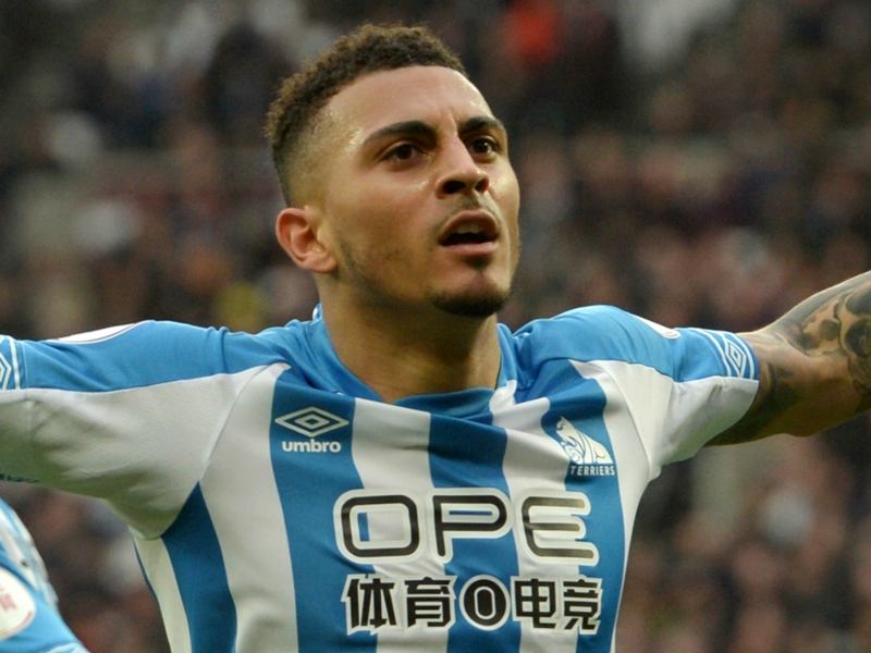 Fantasy Football: Huddersfield's Karlan Grant leads all scorers in our Premier League Team of the Week