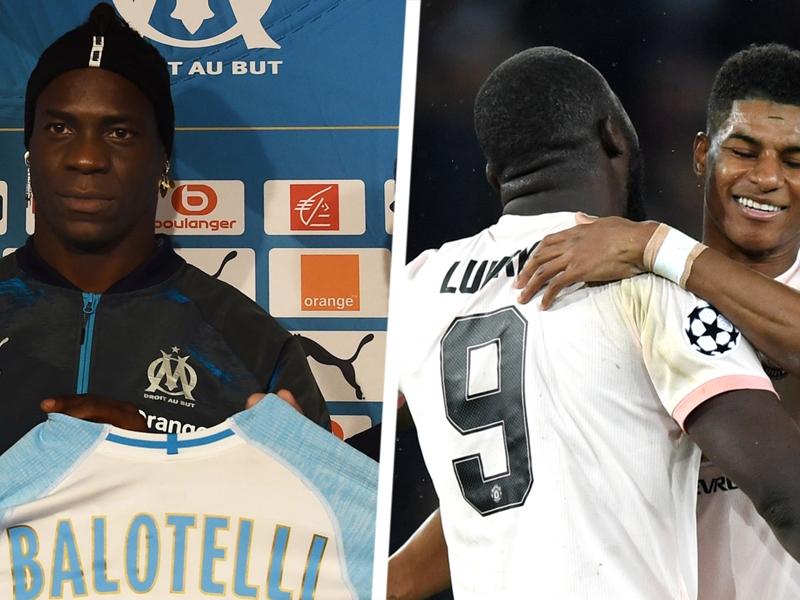 'This is bulls**t!' - Balotelli denies planning to troll PSG with Rashford t-shirt celebration