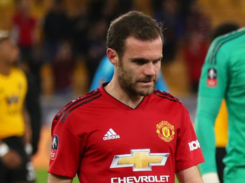 Mata: Defeats will test Man Utd spirit heading towards Messi & Barcelona meeting