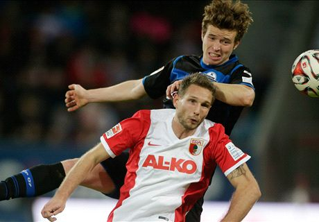 Augsburg can surprise Bayern - Matavz