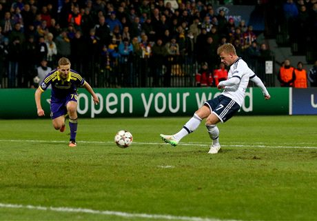 Match Report: Maribor 0-1 Schalke