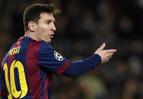 Messi-Doppelpack: Barcelona siegt