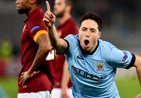Champions: Roma 0-2 Man City