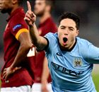 Nasri writes his name into Man City folklore