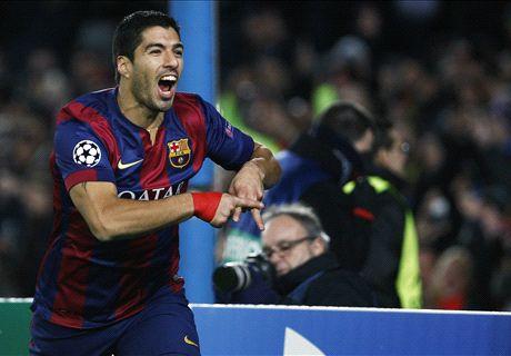 Suarez shouldn't be out wide - Capello