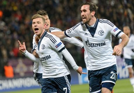 Maribor 0-1 Schalke: Germans progress