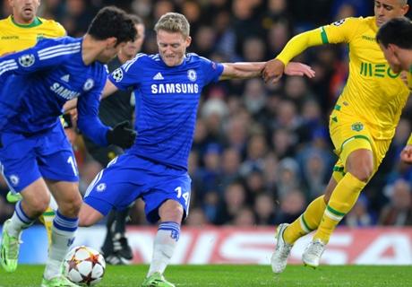 Laporan: Chelsea 3-1 Sporting Lisbon