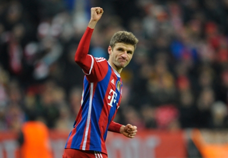 Bayern Munich 3-0 CSKA: Routine win