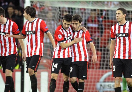 Copa del Rey: Athletic 1-0 Alcoyano