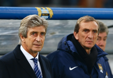 Pellegrini salutes City form