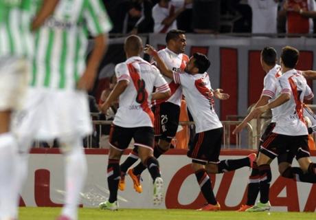 SA: River Plate 2 x 0 Nacional