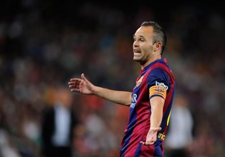 Iniesta Yakin Barcelona Bisa Juara