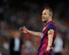 Iniesta happy with second leg advantage