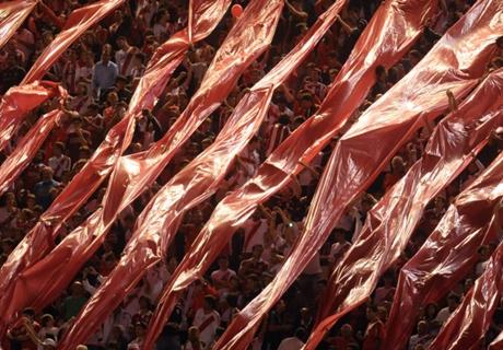 Gallery: River win Copa Sudamericana