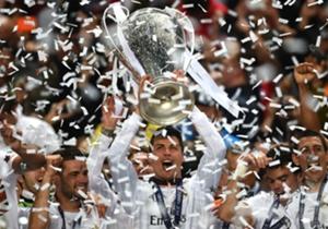 Cristiano Ronaldo alza la Champions League 2013/14