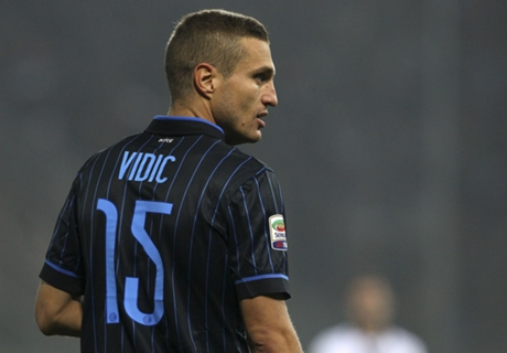 Transfer Talk: Arsenal reject Vidic