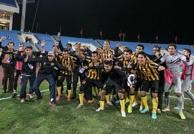 Vietnam 2-4 Malaysia (Agg. 4-5): Harimau Malaya reach the 2014 AFF Suzuki Cup Final
