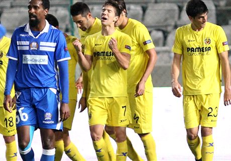 E.League: Apollon 0-2 Villarreal