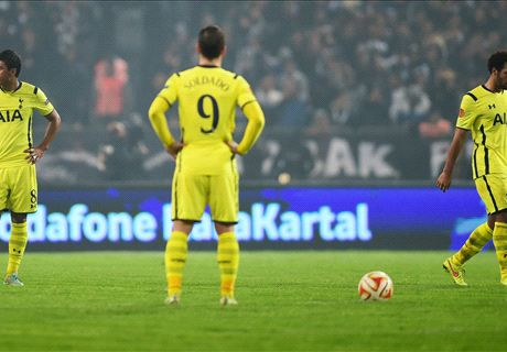 Soldado 'ashamed' of poor form
