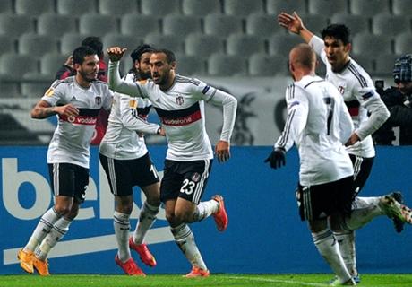 Besiktas 1-0 Spurs: Host earns top spot