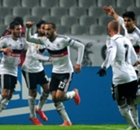 E.League: Besiktas 1-0 Tottenham