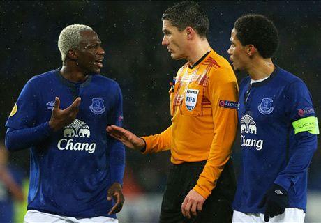 Player Ratings: Everton 0-1 Krasnodar