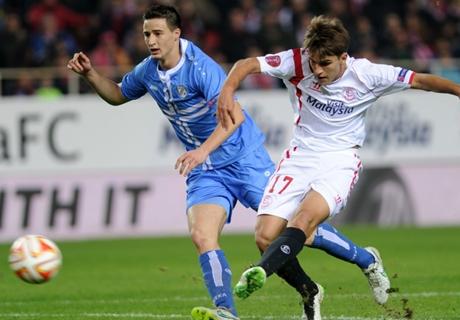 Sevilla derrotó a Rijeka