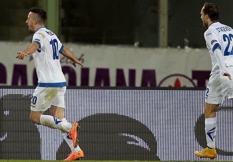 REVIEW Grup K & L Liga Europa: Fiorentina Telan Kekalahan Perdana