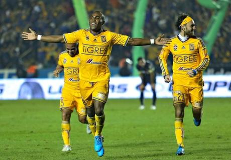 México: Tigres 1-0 América