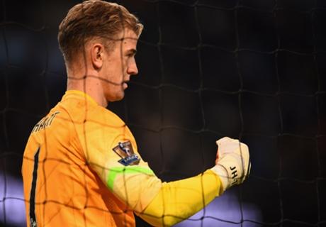 Manchester City legt Hart langer vast