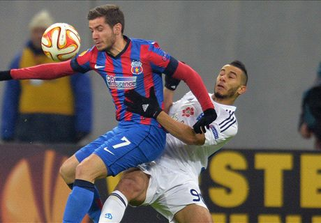 Steaua left to fight for identity