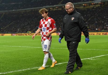 Real: Modric-Comeback gegen Schalke?