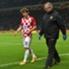 Stammspieler der kroatischen Nationalmannschaft: Luka Modric