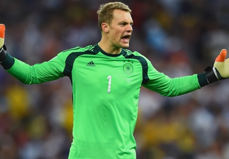 'Neuer should win Ballon d'Or over CR7'