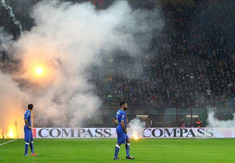 UEFA bestraft Italien & Kroatien