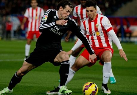 DIAPORAMA - Les meilleures images d'Almeria-Real Madrid