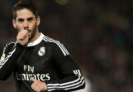 Report: Almeria 1-4 Real Madrid